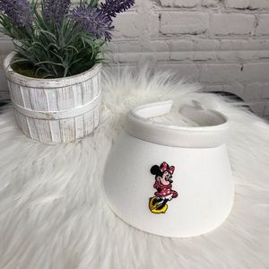 Minnie Visor From Walt Disney World